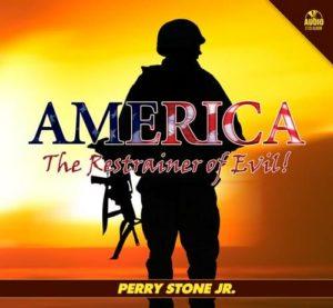 America Restrainer of Evil -0