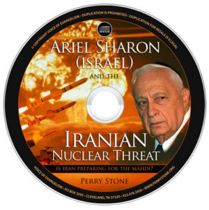 CD007 Ariel Sharon (Israel) Iranian Nuclear-0