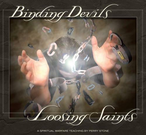 Binding Devils, Loosing Saints-0