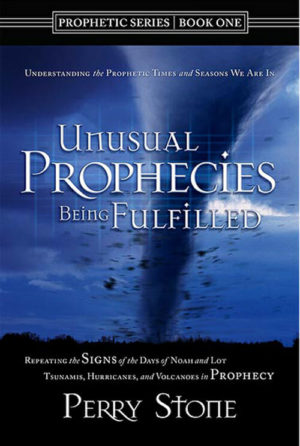Unusual Prophecies Being Fulfilled -0