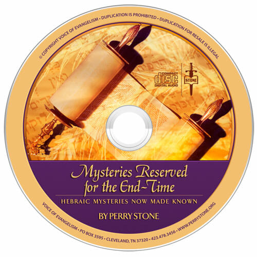 CD009 Mysteries Reserved for the End-Time-0