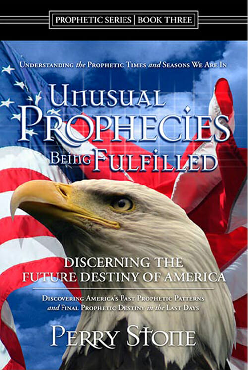 Unusual Prophecy Being Fulfilled Book #3-0