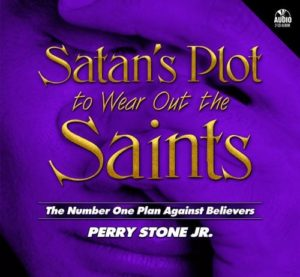 Satan's Plot to Wear Out the Saints -0