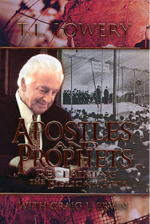 Apostles and Prophets Book - TL Lowery -0