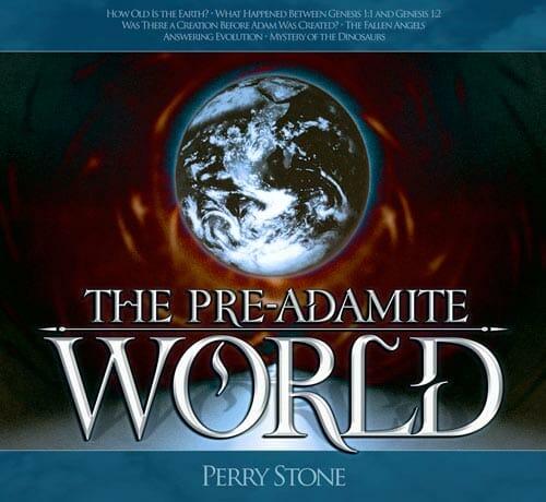 The Pre-Adamite World-0