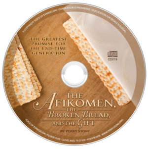 CD019 Afikomen, The Bread & Gift-0