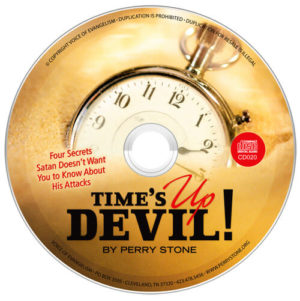 CD020 Times Up Devil-0