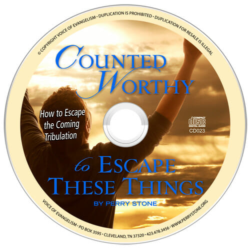 CD023 Worthy to Escape These Things-0