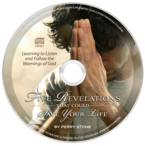 CD021 Five Revelations that Could Save Your Life-0