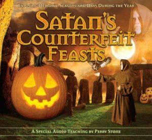 Satan's Counterfeit Feasts-0