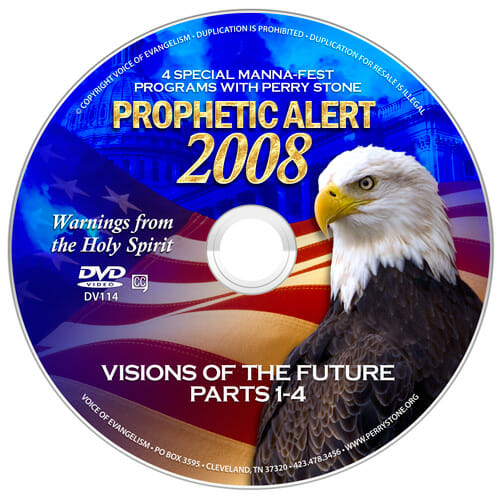 DV114 Prophetic Alert 2008 Manna-fest Programs on DVD-0