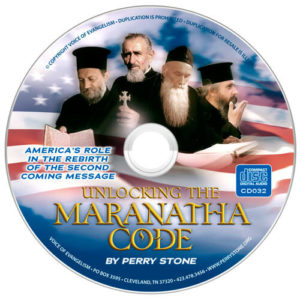 CD032 Unlocking the Maranatha Code-0