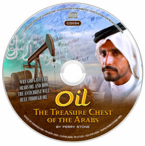 CD034 Oil: Treasure Chest of the Arabs-0