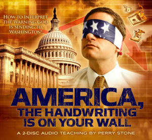 America the Handwriting is on Your Wall-0