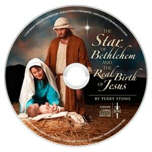 CD025 Star of Bethlehem-Birth of Jesus-1073