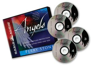 Angels on Assignment Audio Book-0