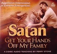 Satan, Get Your Hands off My Family!-0
