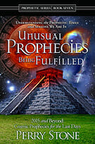 Unusual Prophecies Being Fulfilled Book #7-1143