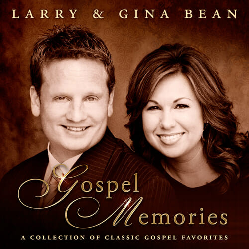 MUS-LG3 Gospel Memories Music CD -0