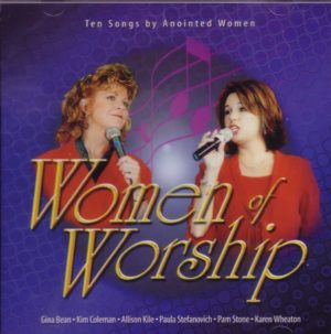MUS-WW Women of Worship Music CD -0