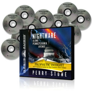 Nightmare along Pennsylvania Avenue Audio Book-1168