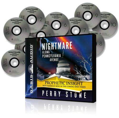 Nightmare along Pennsylvania Avenue Audio Book-1168