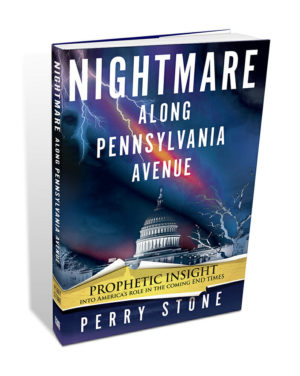 Nightmare Along Pennsylvania Avenue Book-3262