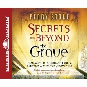 Secrets from Beyond the Grave Audio Book-0