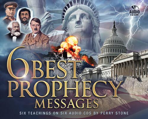 6 Best Prophecy Messages CD Set-1464