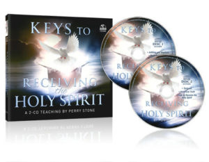 Keys to Receiving the Holy Spirit-1549