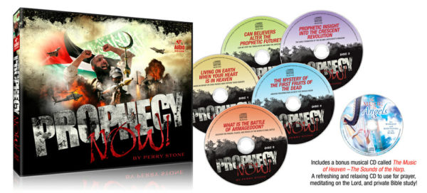 Prophecy Now - 6 CD Set-1678