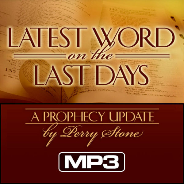 DLCD006 - MP3 Latest Word on the Last Days-0