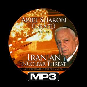 DLCD007 - MP3 Ariel Sharon Israel Iranian Nuclear-0