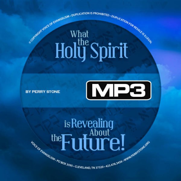 DLCD008 - MP3 - What the Holy Spirit is Saying About the Future-0