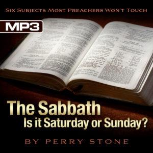 DL6SUB5 - MP3 The Sabbath - Is It Saturday or Sunday?-0