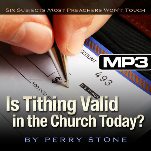 DL6SUB4 - MP3 Is Tithing Valid in the Church Today?-0