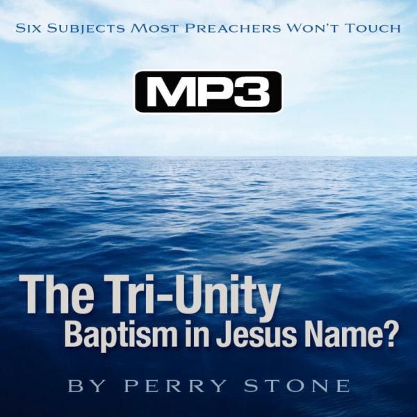 DL6SUB6 - MP3 The Tri-Unity Baptism in Jesus Name-0