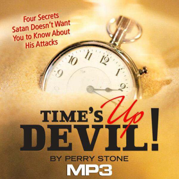 DLCD020 - MP3 - Times Up Devil!-0