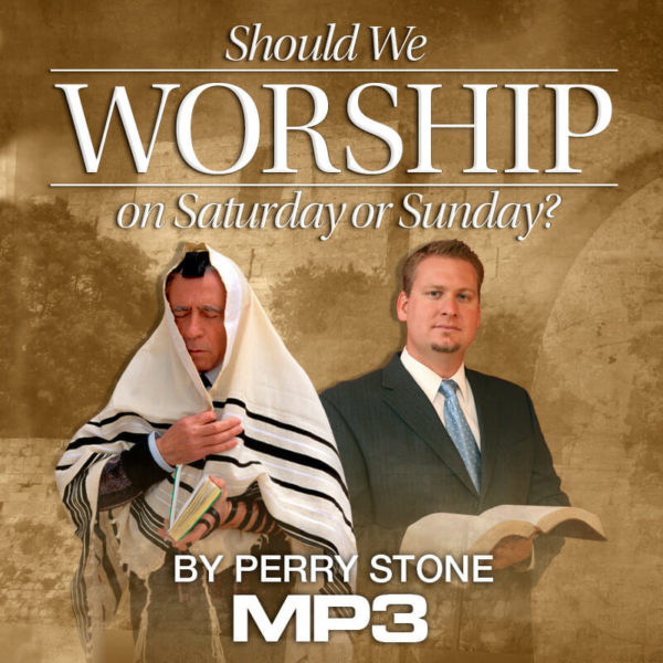 DLCD027 - MP3 - Worship on Saturday or Sunday?-0