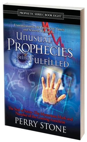 Unusual Prophecies Being Fulfilled Book #8-1739