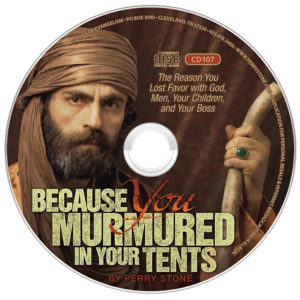 CD107 - Because You Murmured in Your Tents-0