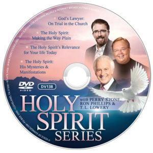 Manna-Fest Holy Spirit TV Series DVD-0
