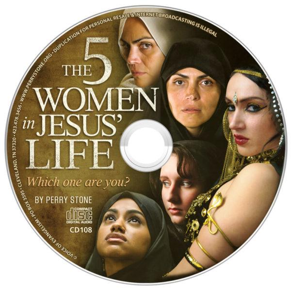CD108 - Five Women in Jesus' Life-0