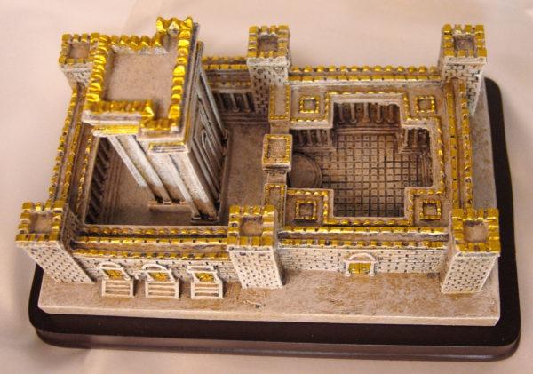 FG-TMPL Second Temple Model-1801