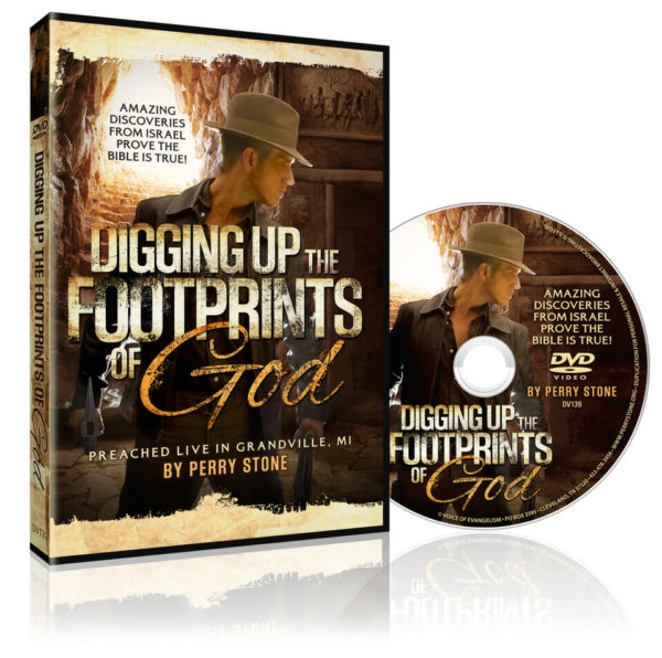 Digging up the Footprints of God DVD-1827