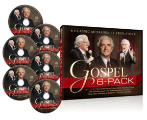 Fred Stone Gospel 6 Pack CD Set-1864