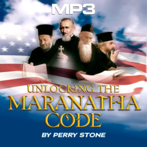 DLCD032 Unlocking the Maranatha Code - MP3 DOWNLOAD-0