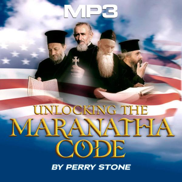 DLCD032 Unlocking the Maranatha Code - MP3 DOWNLOAD-0