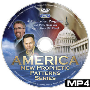 DLDV127 - America: New Prophetic Patterns Manna-fest Programs on - MP4