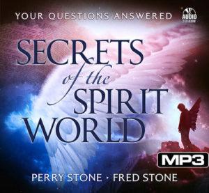 DL2CD360 - Secrets of the Spirit World - MP3